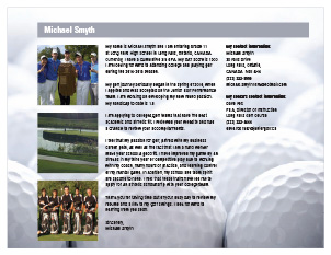 assistant golf professional cover letter Write a cover letter and resume to land that summer golf caddy job  below is a sample summer golf caddy cover letter for you to use as a guide also, review a golf caddy resume example golf caddy cover letter example   assistant coach, elementary golf clinic,.